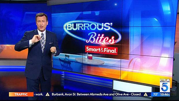 Chris Burrous dead