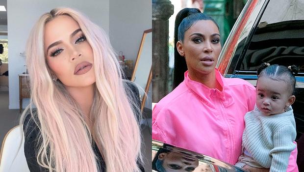 Khloe And Kim Kardashian, Chicago West
