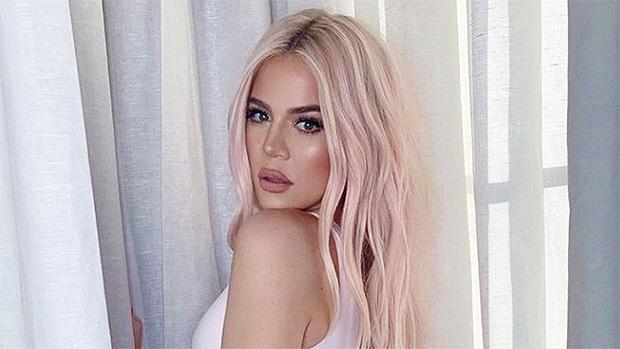 Khloe Kardashian Abs