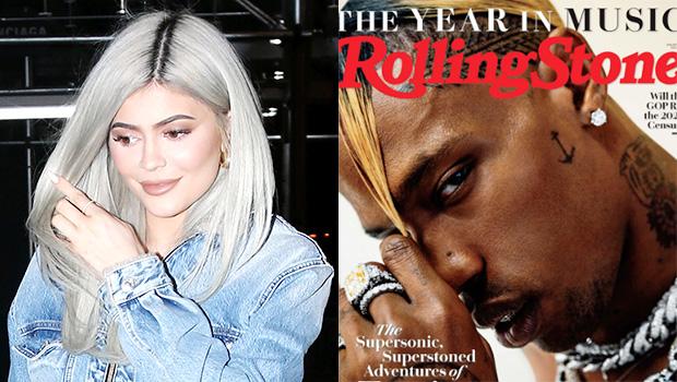 Kylie Jenner Travis Scott Rolling Stone