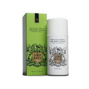 cbd lotion lord jones
