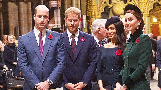 prince william harry kate middleton meghan markle