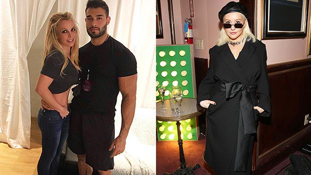 Britney Spears Boyfriend Christina Aguilera