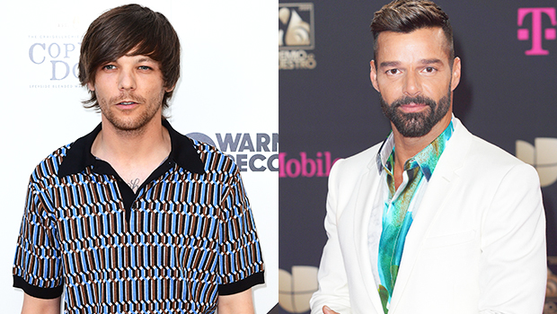 Louis Tomlinson, Ricky Martin