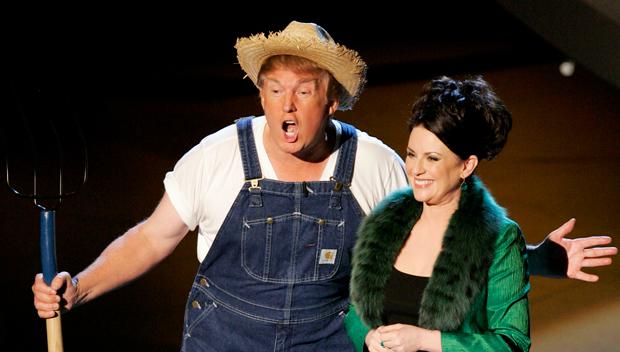 Donald Trump Green Acres