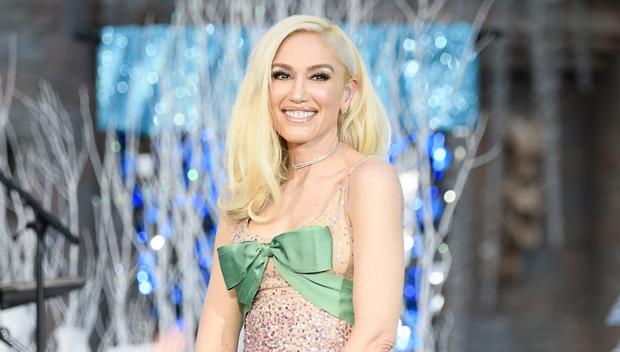 Gwen Stefani Disney Christmas Parade