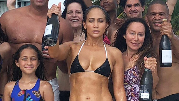Jennifer Lopez fitness tips