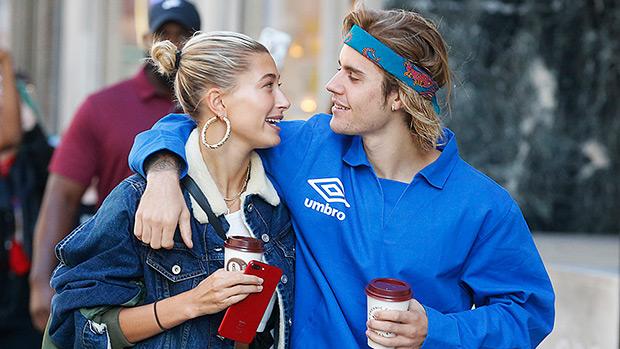 Justin Bieber Hailey Baldwin Christmas