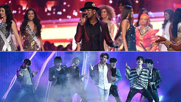 Ne-Yo And BTS