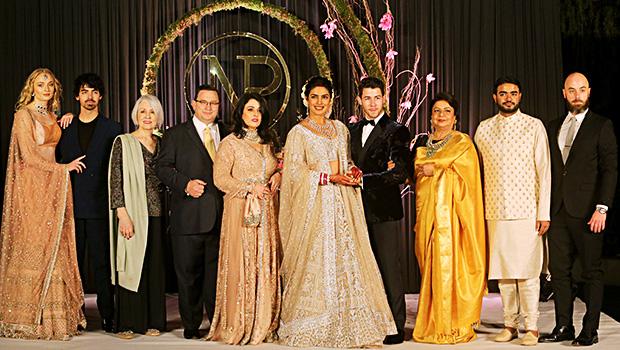 Nick Jonas & Priyanka Chopra's Wedding Photos