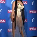 MTV Video Music Awards, Press Room, New York, USA - 20 Aug 2018