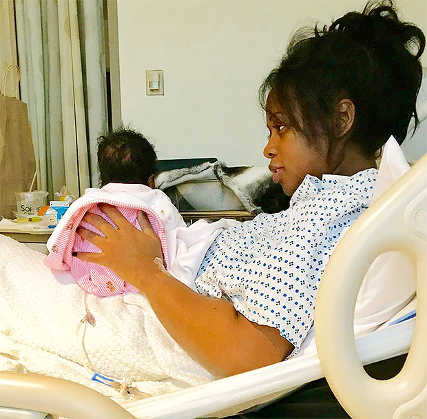 remy ma papoose daughter first pic