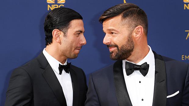 Ricky Martin &Jwan Yosef