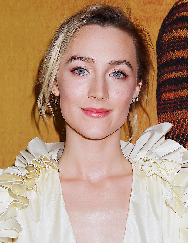 Saoirse Ronan Mary Queen of Scots New York Premiere, USA - 04 Dec 2018