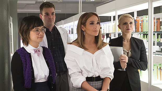 Jennifer Lopez In 'Second Act'