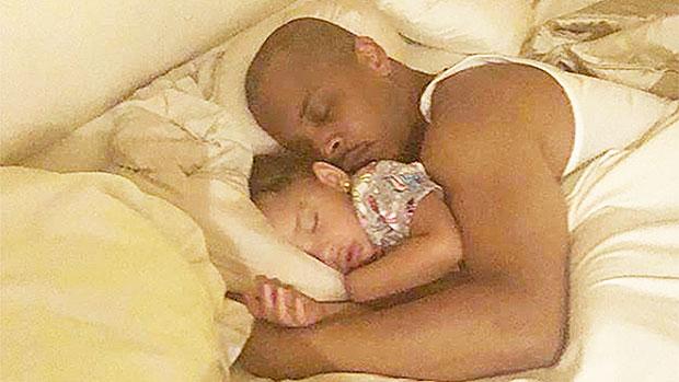 ti heiress harris sleeping video