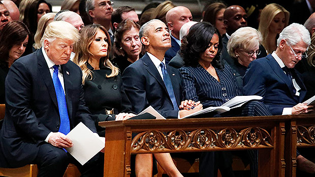 First Ladies Funeral