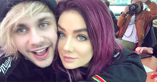 Michael Clifford Engaged