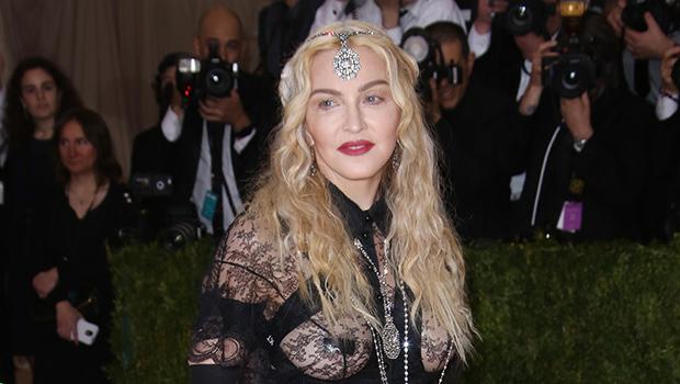 Madonna Butt Implants