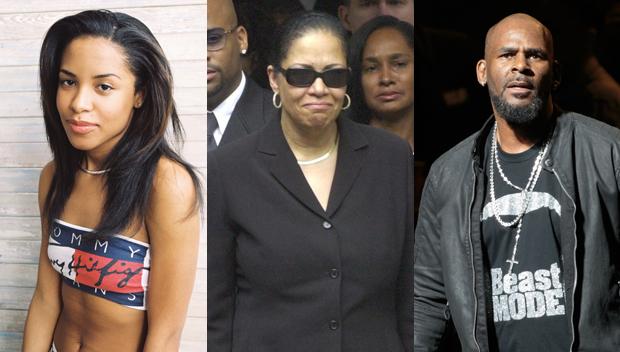 Aaliyah, Diane Haughton, R. Kelly