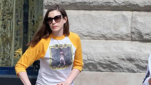 Anne Hathaway Quit Drinking