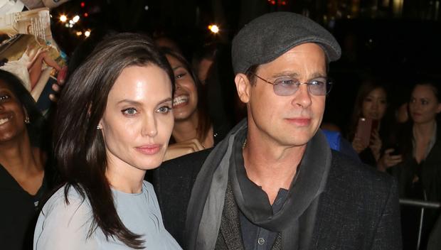 Brad Pitt Angelina Jolie Meeting Reason