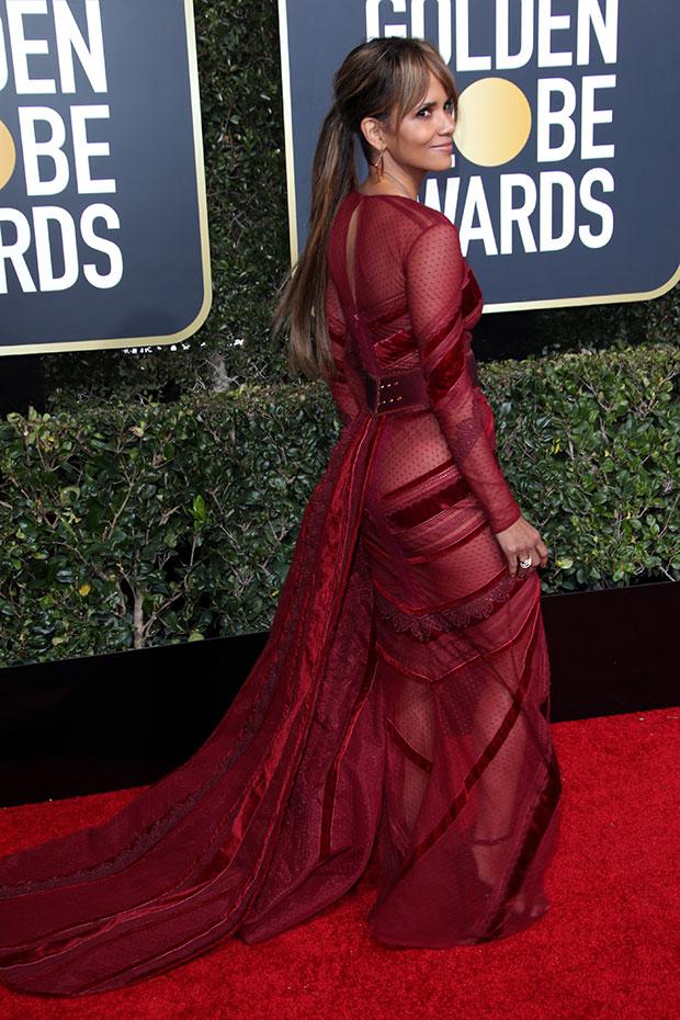 Halle Berry Golden Globes