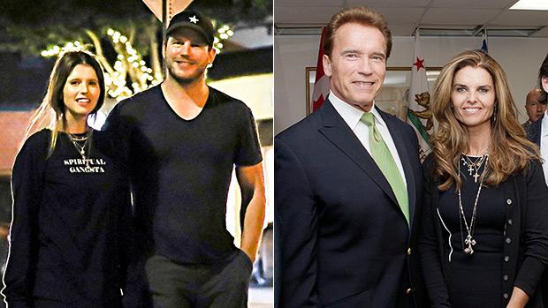 Chris Pratt Katherine Schwarzenegger Arnold Maria Schriver