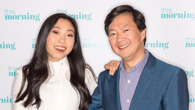 Awkwafina And Ken Jeong