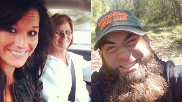 David Eason chased woman with gun