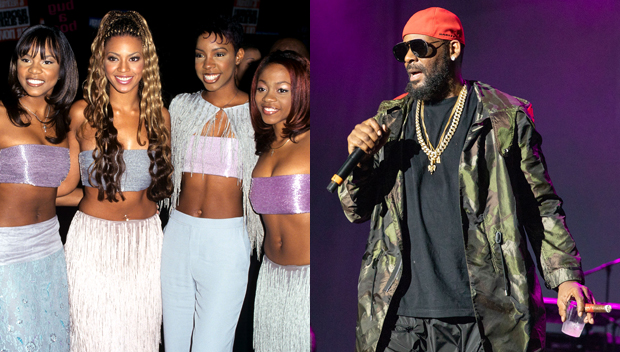 Destiny's Child And R. Kelly