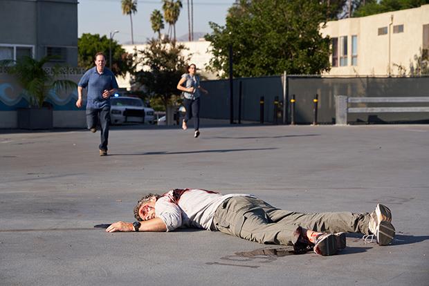 Dirty John John dead Terra kills him