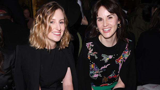 Laura Carmichael & Michelle Dockery