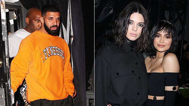 Drake Kendall Jenner Kylie Jenner