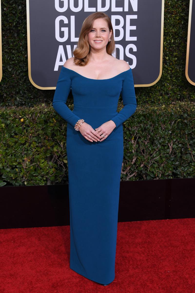 Amy Adams76th Annual Golden Globe Awards, Arrivals, Los Angeles, USA - 06 Jan 2019