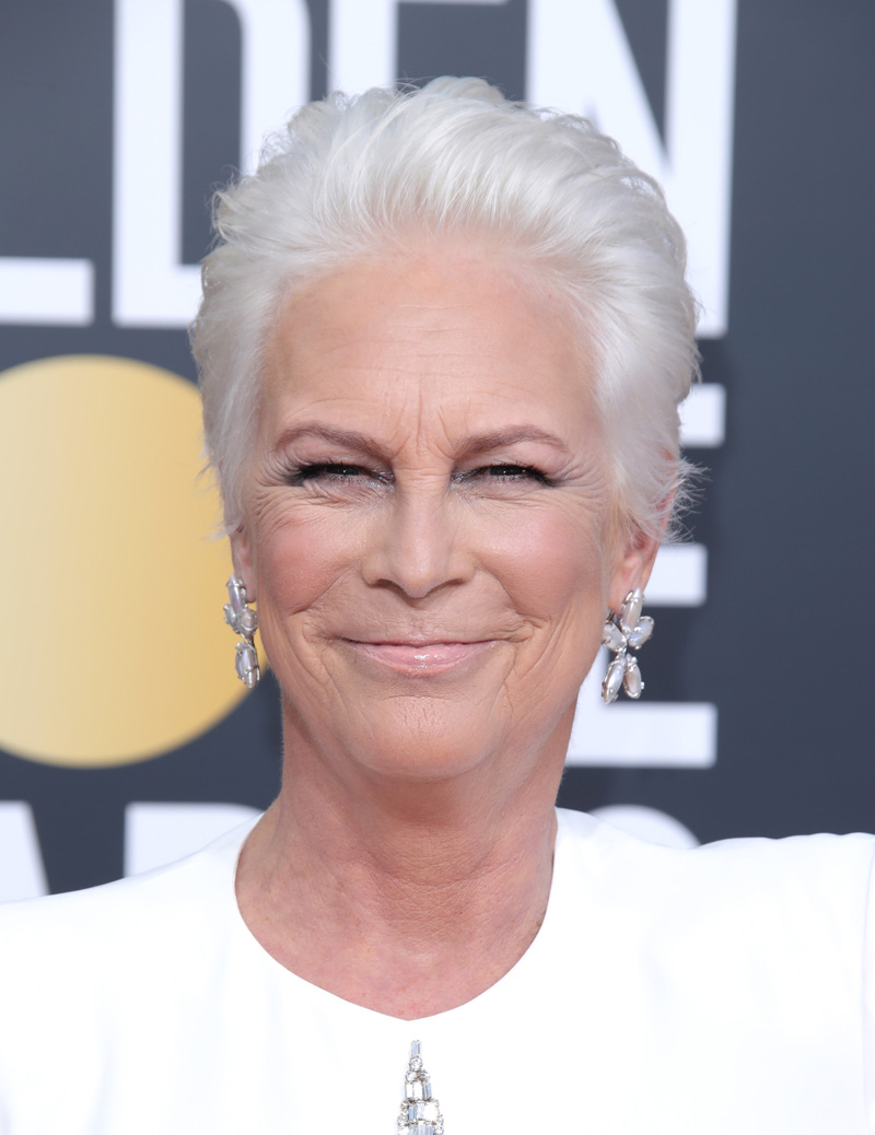 Jamie Lee Curtis 76th Annual Golden Globe Awards, Arrivals, Los Angeles, USA - 06 Jan 2019