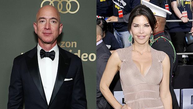 Jeff Bezos Lauren Sanchez Attending Oscars
