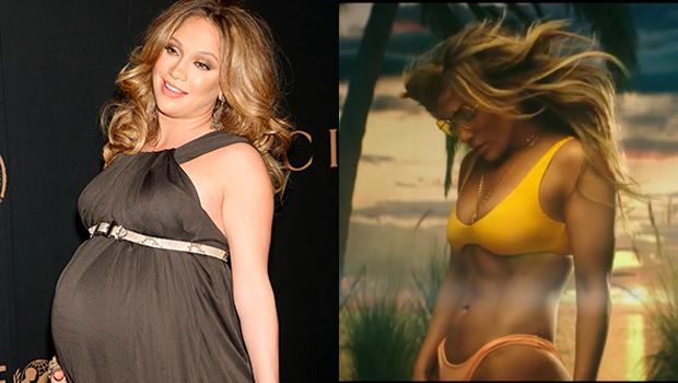 Jennifer Lopez 10 Year Challenge