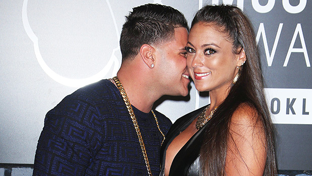 Jersey Shore' Relationships: PDA Pics Of All The Couples ...