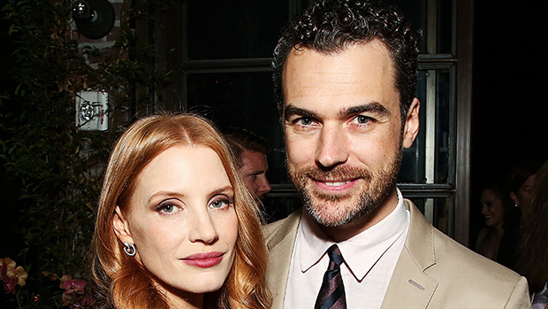 jessica chastain daughter first pic