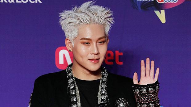 Jooheon of Monsta X