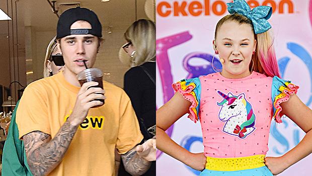 Justin Bieber Trolls JoJo Siwa
