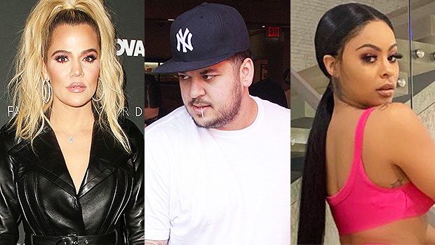 Khloe Kardashian, Rob Kardashian, Alexis Skyy