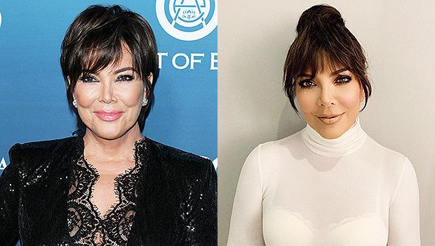 Kris Jenner's Hair Transformation