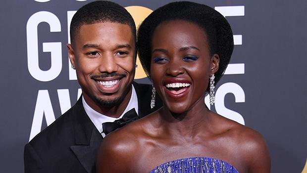 Lupita Nyong'o Michael B. Jordan Romance
