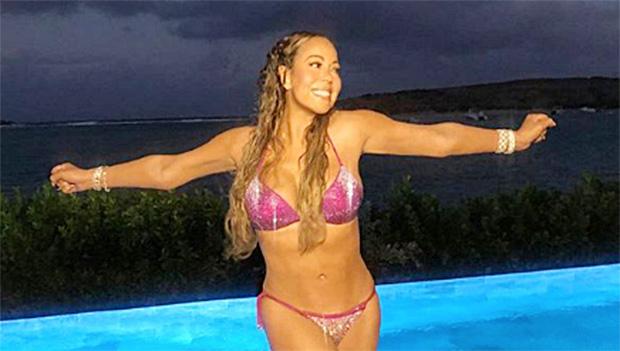 Mariah Carey Abs