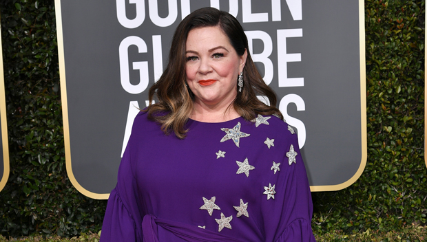 Melissa McCarthy Golden Globes 2019