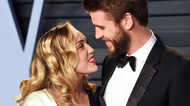 Miley Cyrus Liam Hemsworth romance