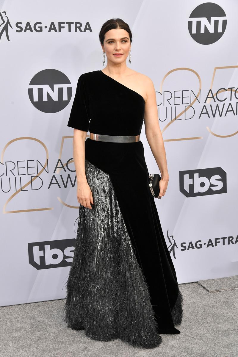 Rachel Weisz25th Annual Screen Actors Guild Awards, Arrivals, Los Angeles, USA - 27 Jan 2019