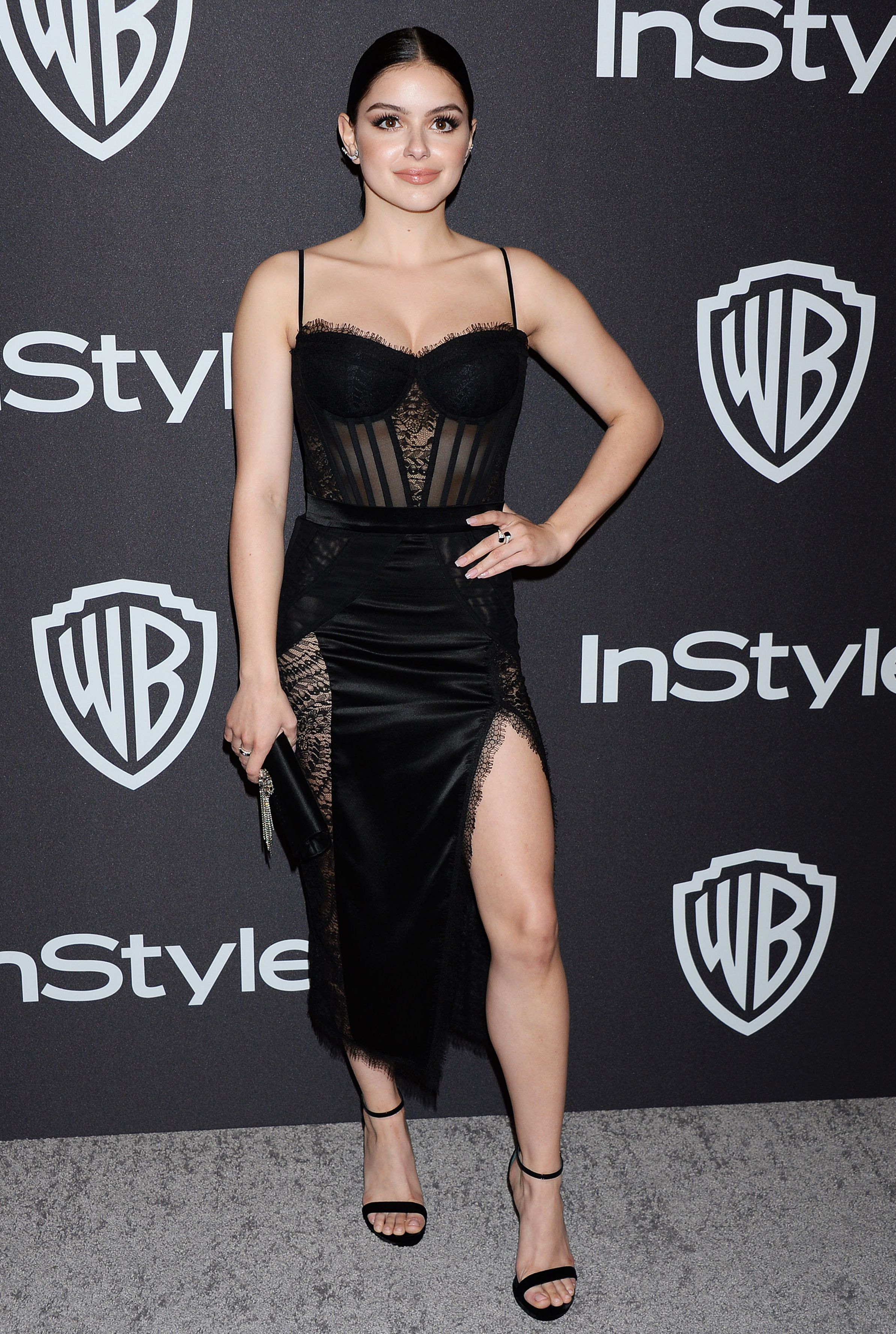 Ariel WinterInStyle and Warner Bros Golden Globes After Party, Arrivals, Los Angeles, USA - 06 Jan 2019 2019 InStyle and Warner Bros. Golden Globe After Party Wearing Epuzer